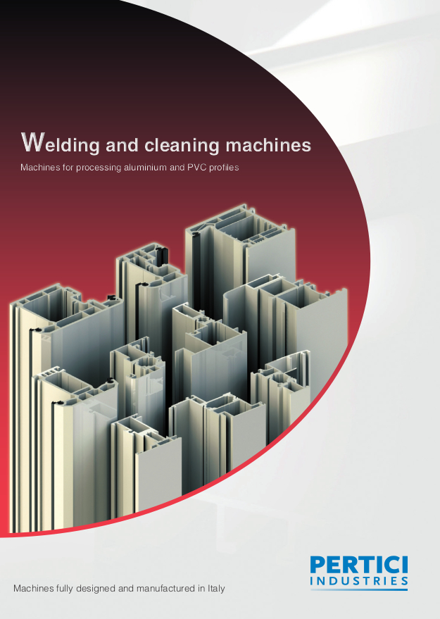 PERTICI Welding and cleaning machines