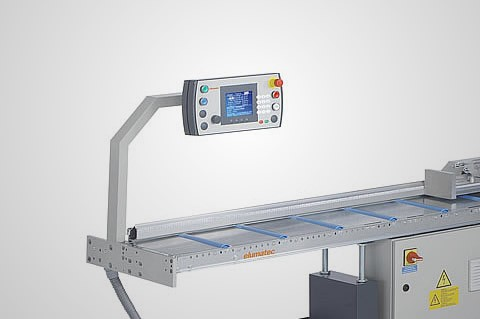 Length stop and measuring systems