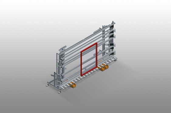 inspection and glazing units