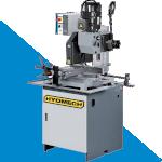 PNF350-2AV Cold Saw Manual Non-Ferrous Pivot Arm Cold Saw