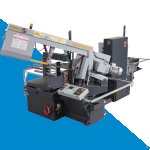 M-20A-120 Band Saw Automatic Band Saw with Long Bar Feed